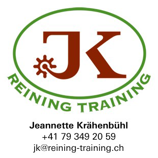 Jk Reining Training