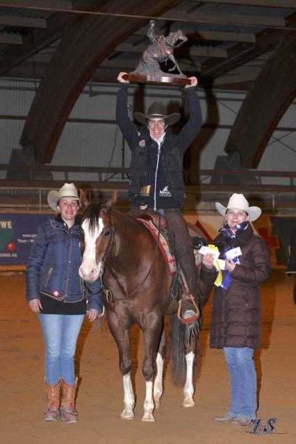 Der Sieg in der Non Pro Trophy ging an Sabine Schmid und Gunwork mit dem Highscore von 147.